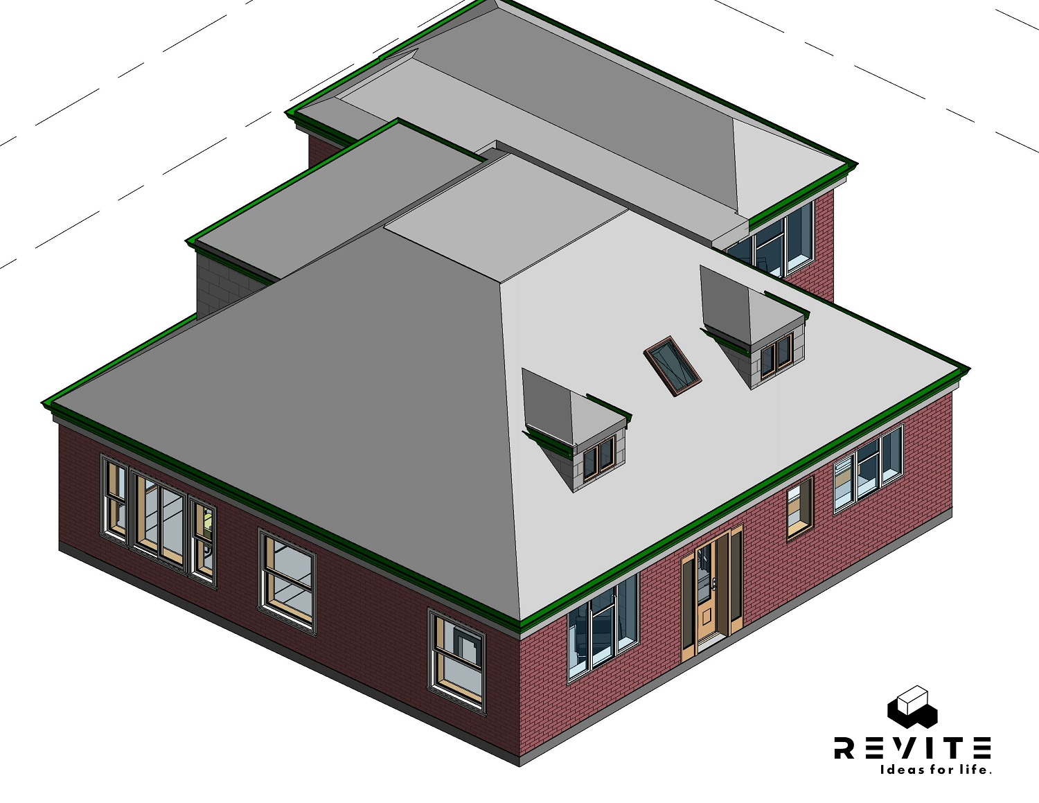 Internal alterations and Proposed Loft Design
